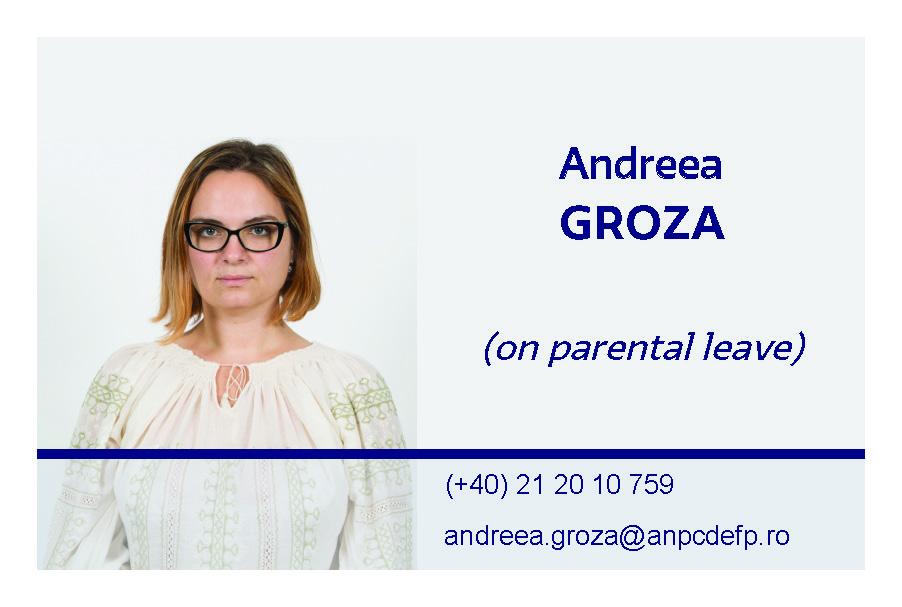 Andreea Groza