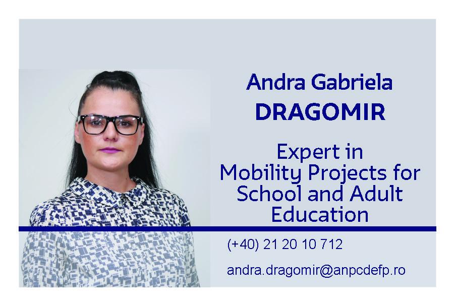 Andra Gabriela Dragomir