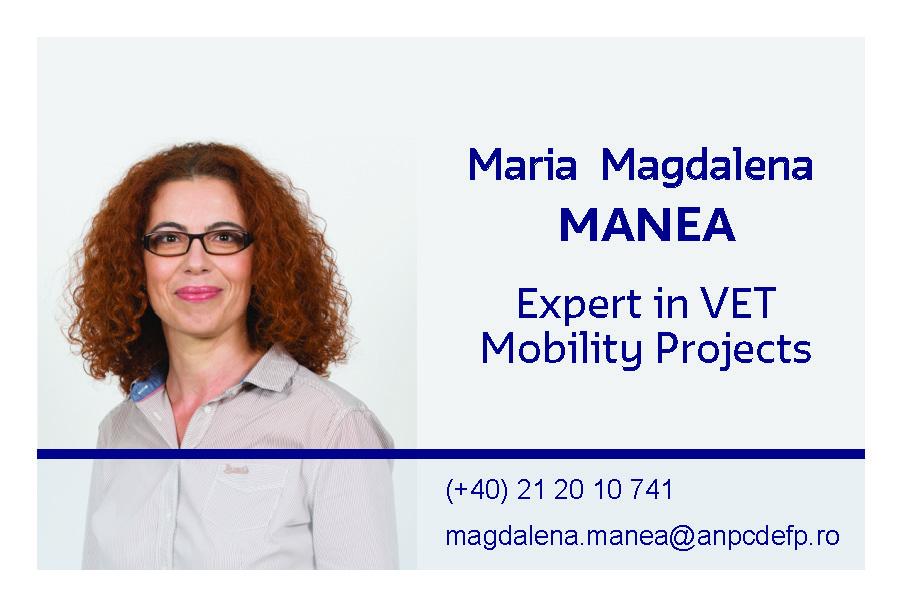Maria Magdalena Manea