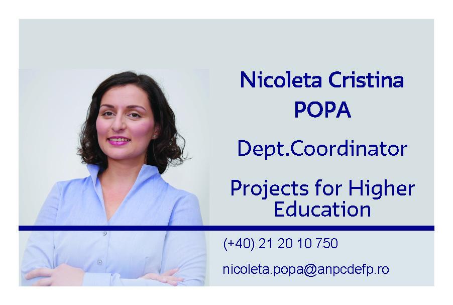Nicoleta Cristina Popa