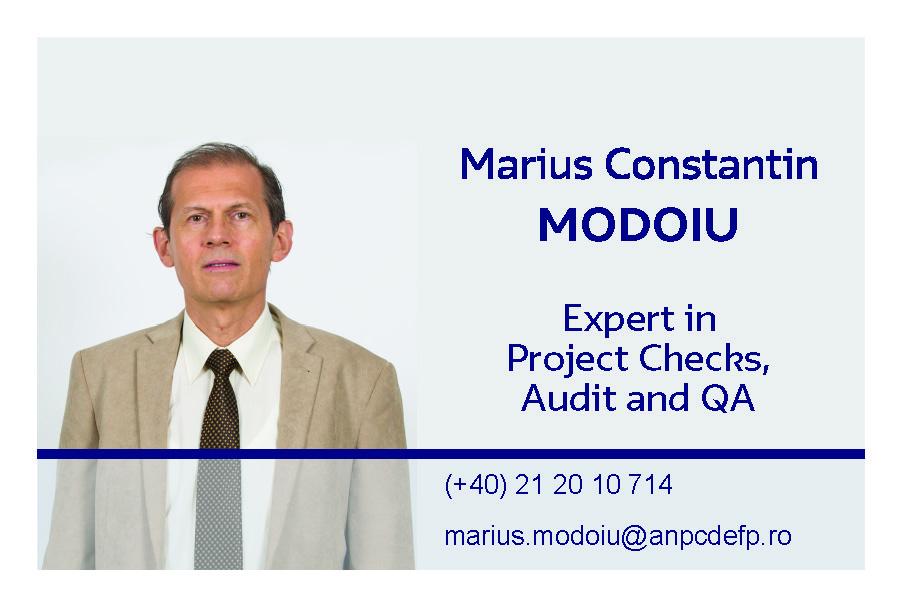 Marius Modoiu