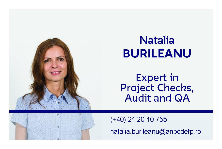 Natalia Burileanu