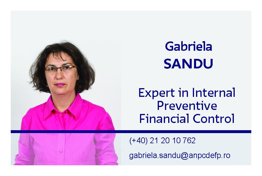 Gabriela Sandu