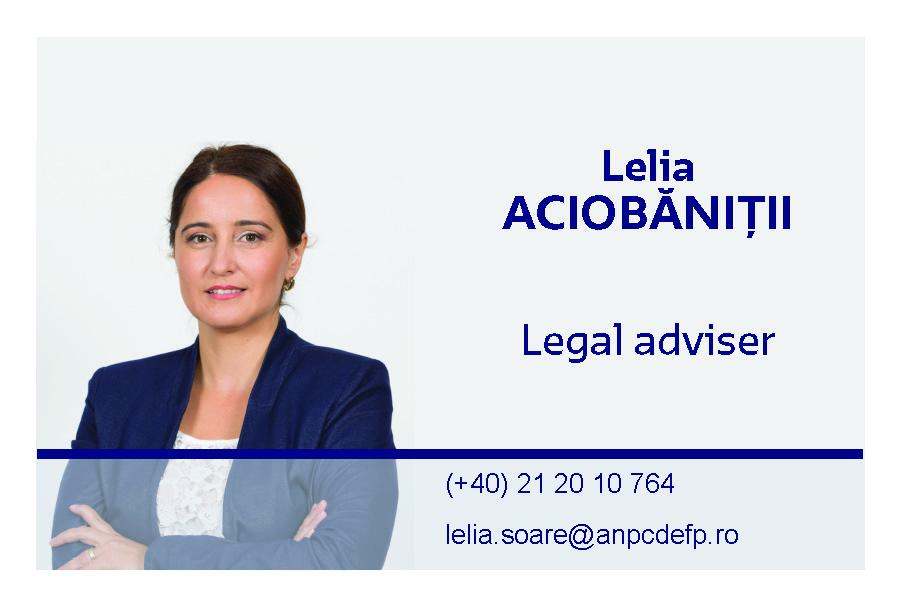 Lelia Aciobanitii