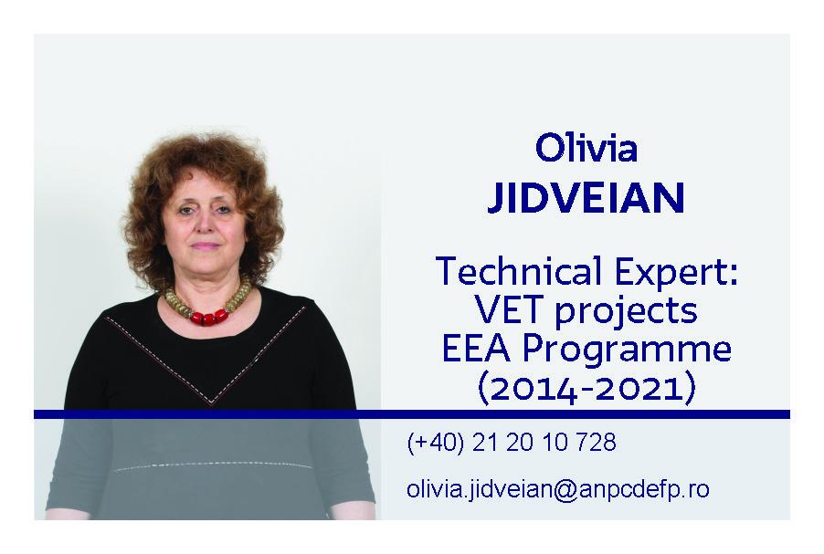 Olivia Jidveian